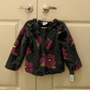 Beautiful floral jacket